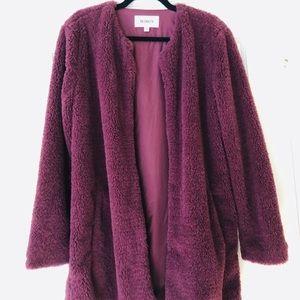 BB Dakota Fuzzy Jacket
